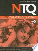 New Theatre Quarterly 78  Volume 20  Part 2 Book PDF