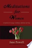 Meditations for Women