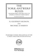 The York-Antwerp Rules: The Principles and Practice of General Average Adjustment [Pdf/ePub] eBook