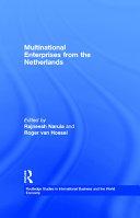 Multinational Enterprises from the Netherlands