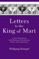 Letters to the King of Mari