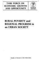 Rural Poverty And Regional Progress In An Urban Society Book PDF