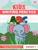 Writing Practice For Kids Grade 1