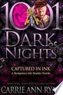 Captured in Ink  A Montgomery Ink  Boulder Novella