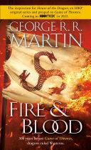 Fire   Blood Book