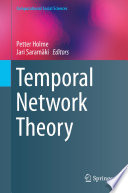 Temporal Network Theory