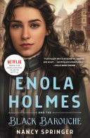 Pdf Enola Holmes and the Black Barouche Telecharger