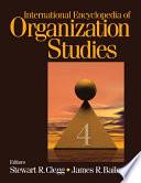 International Encyclopedia Of Organization Studies
