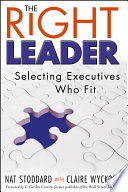 The Right Leader Book
