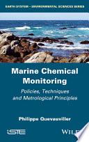 Marine Chemical Monitoring