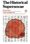 The Historical Supernovae [Pdf/ePub] eBook