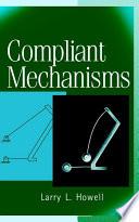 Compliant Mechanisms PDF