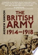 The British Army 1914 1918