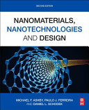 Nanomaterials  Nanotechnologies and Design  an Introduction for Engineers and Architects Book