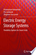 Electric Energy Storage Systems Book PDF