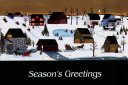 Amish Winter Season s Greetings Book