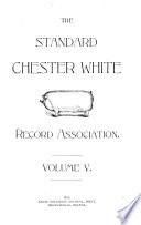 Standard Chester White Record