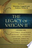 The Legacy of Vatican II