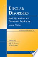 Bipolar Disorders Book PDF