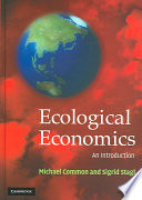 Ecological Economics Book PDF