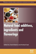 Natural Food Additives  Ingredients and Flavourings