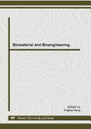Biomaterial and Bioengineering