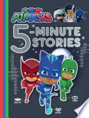 PJ Masks 5 Minute Stories