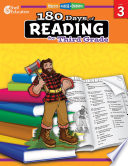 """180 Days of Reading for Third Grade: Practice, Assess, Diagnose"" by Christine Dugan"