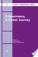 E Governance A Global Journey