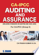Auditing and Assurance  For CA IPCC  Group II