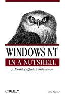 Windows NT in a Nutshell