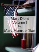 Marc Dion Volume I