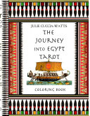 The Journey into Egypt Tarot Coloring Book