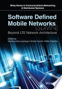 Software Defined Mobile Networks  SDMN  Book