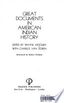 Great Documents In American Indian History