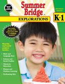 Summer Bridge Explorations, Grades K - 1 Pdf/ePub eBook
