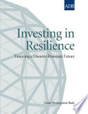 Investing In Resilience Book PDF