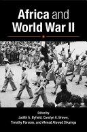 Africa and World War II