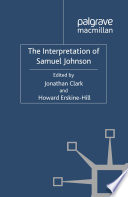 The Interpretation Of Samuel Johnson