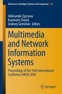 Multimedia and Network Information Systems