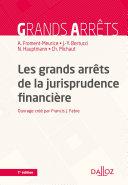 Pdf Les grands arrêts de la jurisprudence financière - 7e éd. Telecharger