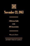 November 22  1963