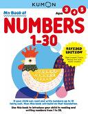 Revised Ed My Bk of Numbers 1 30 Book