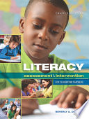 """Literacy Assessment and Intervention for Classroom Teachers"" by Beverly DeVries"