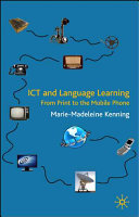ICT and Language Learning