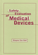 Safety Evaluation of Medical Devices Book
