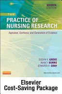 Study Guide For The Practice Of Nursing Research Pageburst E Book On Vitalsource Retail Access Card
