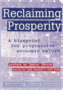 Reclaiming Prosperity