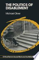Politics Of Disablement Book