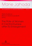 The Role Of Women In Central Europe After Eu Enlargement
